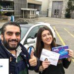 Fahrschultestimonial Aylin Führerschein bestanden